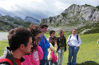 Proyecto Personal en Covadonga (Asturias)