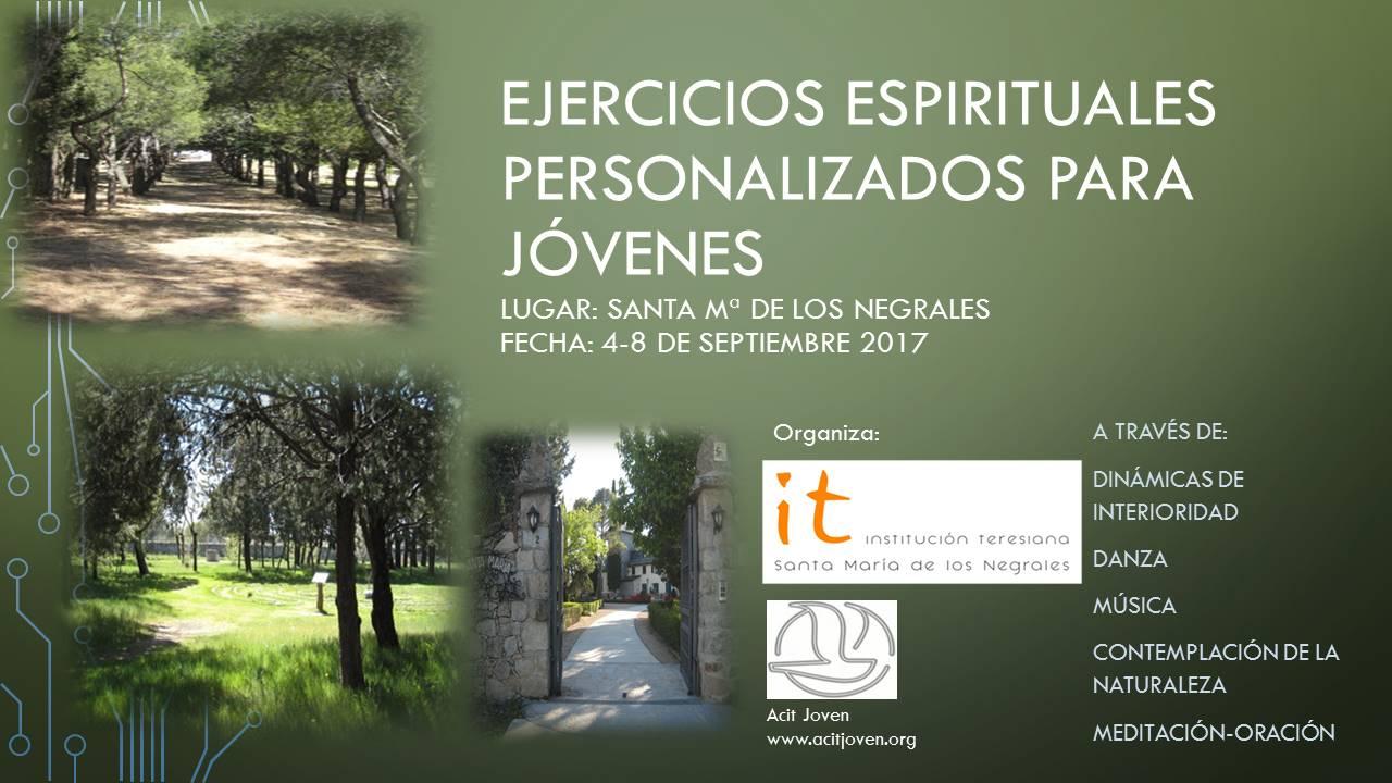 Ejercicios Espirituales 2017